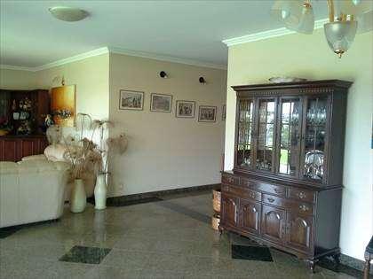 Sala da primeira casa