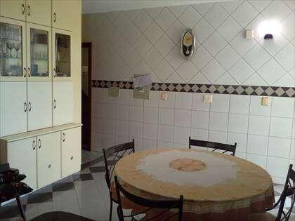 Cozinha da primeira casa