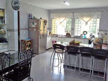 cozinha da segunda casa