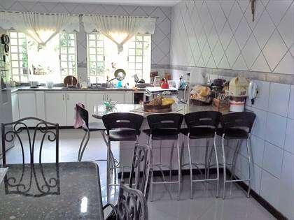 Cozinha segunda casa