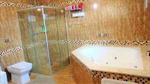 Banheiro da suíte 1.