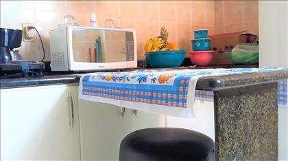 Detalhes da cozinha.