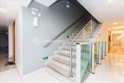 Hall do elevador