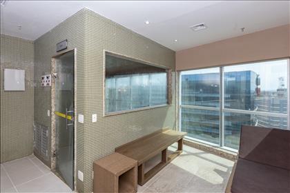 Sauna - cobertura