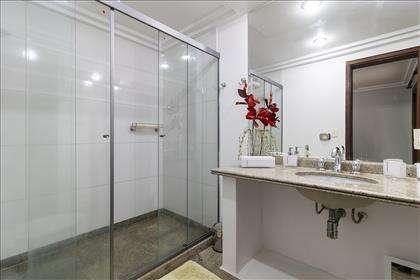 Quarto 1 - banheiro suíte