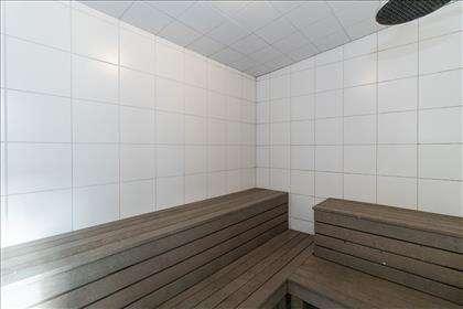 Condomínio - sauna