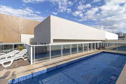 Cobertura - piscina