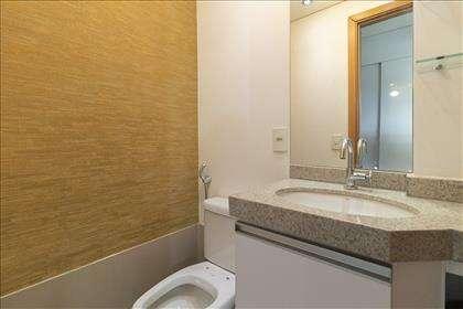Cobertura - lavabo