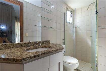 Quarto 1- banheiro suíte