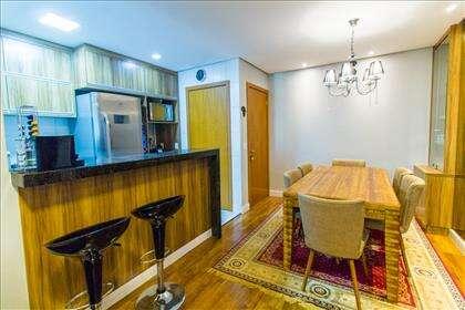 Cozinha e Sala de Jantar