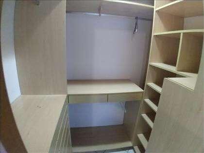 Detalhe closet