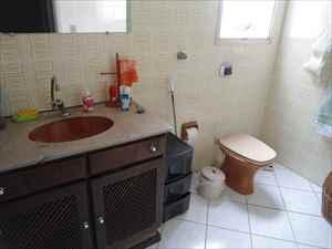 Banheiro social c/ventilação natural