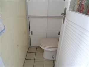 WC de serviço