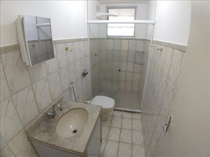 Banheiro com ventilação natural
