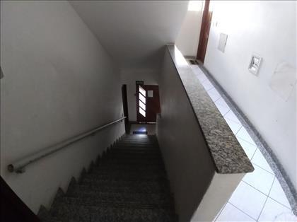 Apenas este lance de escada!