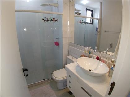 Banheiros com ventilação natural