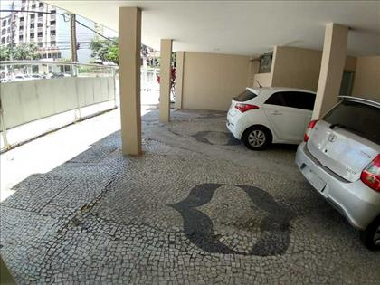 Vagas de estacionamento