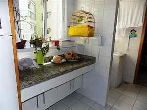 Cozinha ventilada