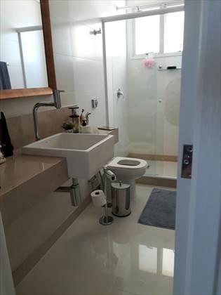 ventilação natural nos banheiros