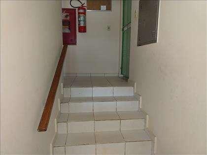 Pequeno lance de escada