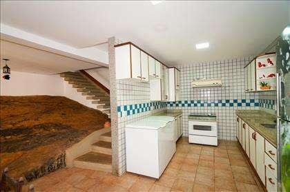Cozinha Interna e Pedra do corredor