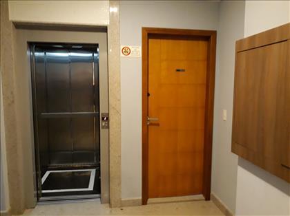 Hall de entrada do apartamento
