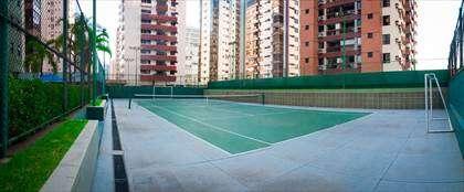 Quadra de Tênis/Poliesportiva