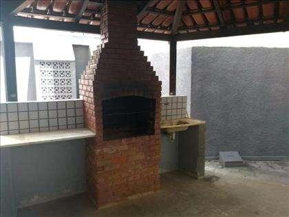 área de churrasco