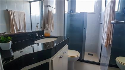 Banheiro quarto 3 (suíte master)