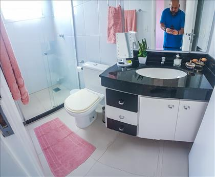Banheiro do quarto 2(suíte)