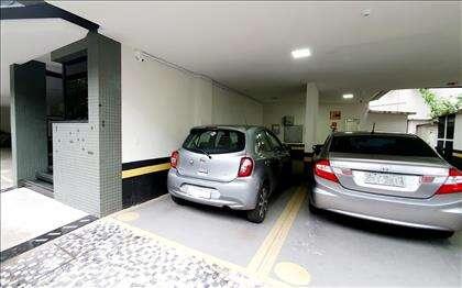 Vagas de garagem com portão individual