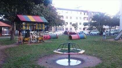 Lazer com Playground