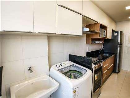 Cozinha/área de serviço - decorado