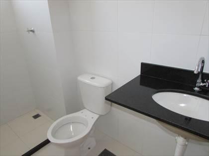 Banheiro da suíte - decorado