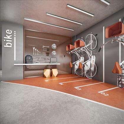Bike Sharing (garagem)
