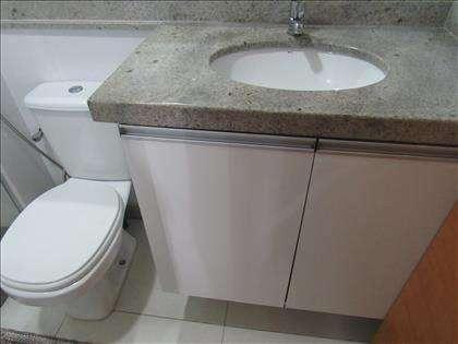 Banheiro social 1º piso.