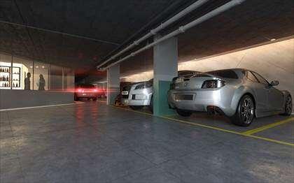 Garagem - imagem ilustrativa