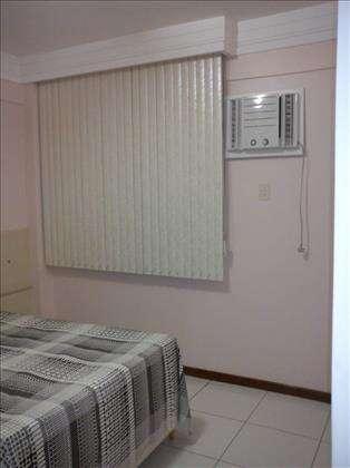 Ar condicionado na suite