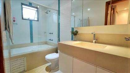 Banheiro da suíte 2º piso