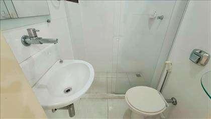 Banheiro da suíte nº 3 - 2º piso
