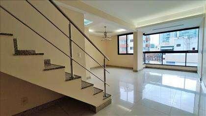 Ampla sala estar/jantar p/ até 3 ambientes