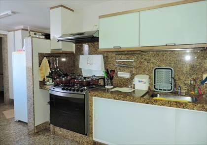 Cozinha totalmente montada