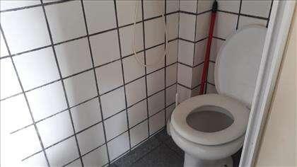 Banheiro área de serviço