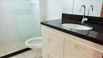 Banheirosocial com armários