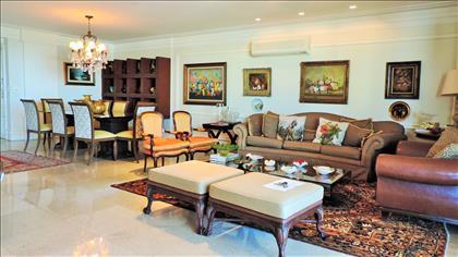Sala de estar e jantar p/ 04 ambientes (2)