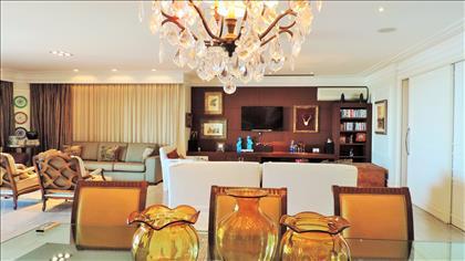 Sala de estar e jantar p/ 04 ambientes (5)