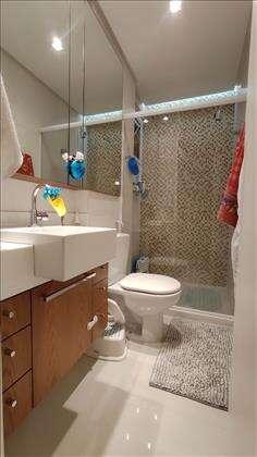 Banheiro suite - piso terreo