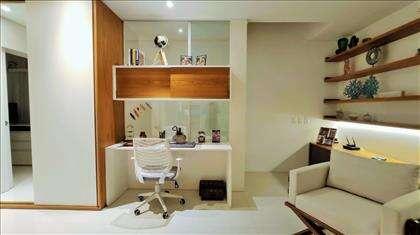 Sala/ escritorio - piso superior