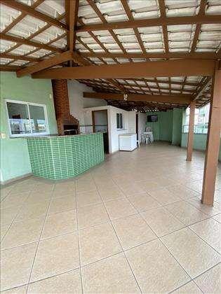 Area churrasqueira/cozinha/ salao de festa