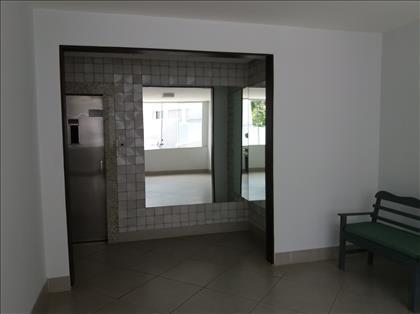 Hall do elevador social